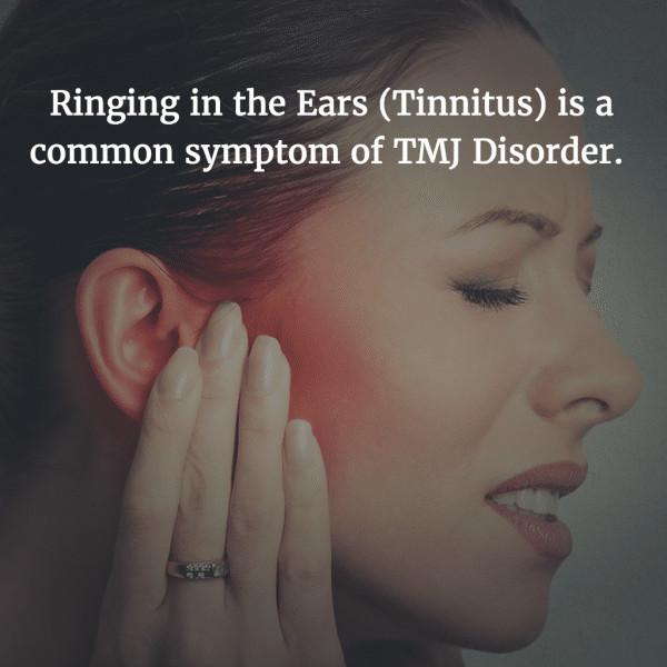 TMJ ringing ears Houston TMJ specialist 0
