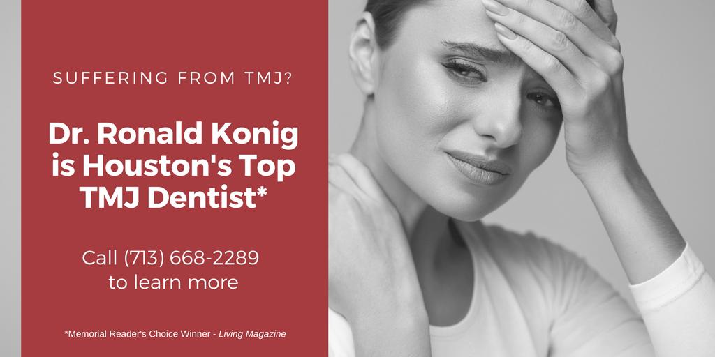 Best TMJ Dentist in Houston