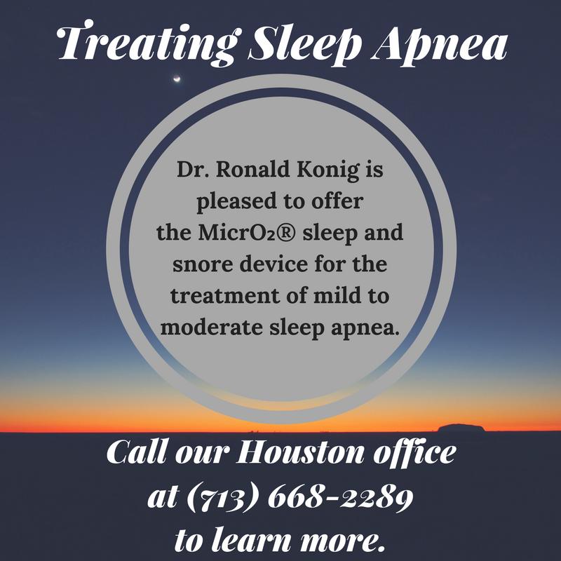 The Risks of Untreated Sleep Apnea | Houston CPAP Alternatives