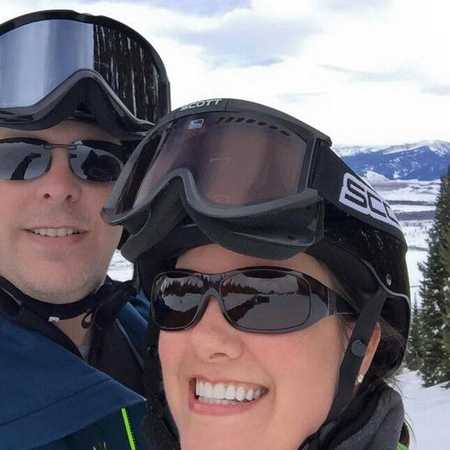 skiing patient testimonial